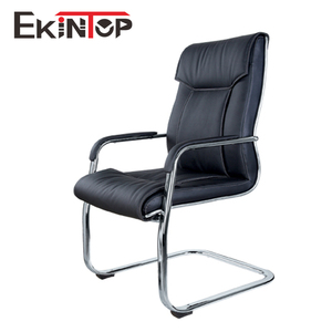 Ekintop luxury pu leather executive waiting room conference office chair