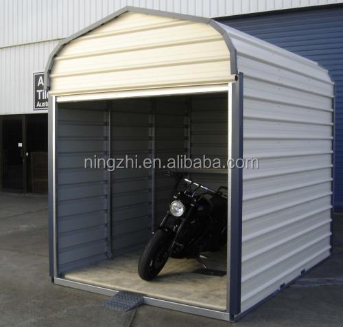 Haute r sistance garage pour moto 6x9x3 5 m voitures de cadre en acier de garage avec porte - Largeur garage pour 2 voitures ...