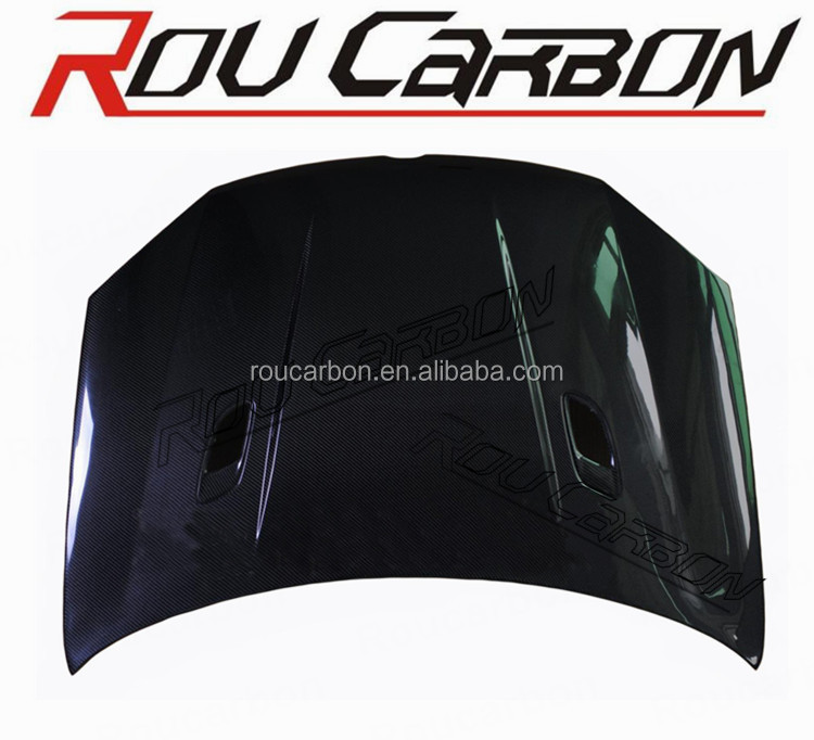 New Arrival Golf 5 GTI Engine Hoods MK5Carbon Hoods for VW Golf VI MK5