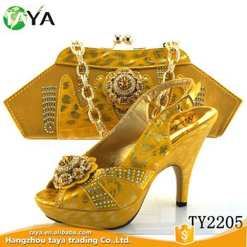 Iitalian Abendkleid Schuhe Partei Abschlussball High Heels Passende