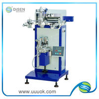 Glass bottle screen printing machine for sale
