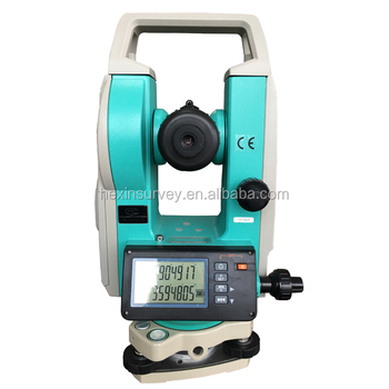 Hot sale has absolute angle encoder system Phenix DT21 topcon theodolite price