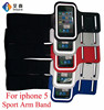 Double Protection Combo Holster Case with Clip armband for iphone 5