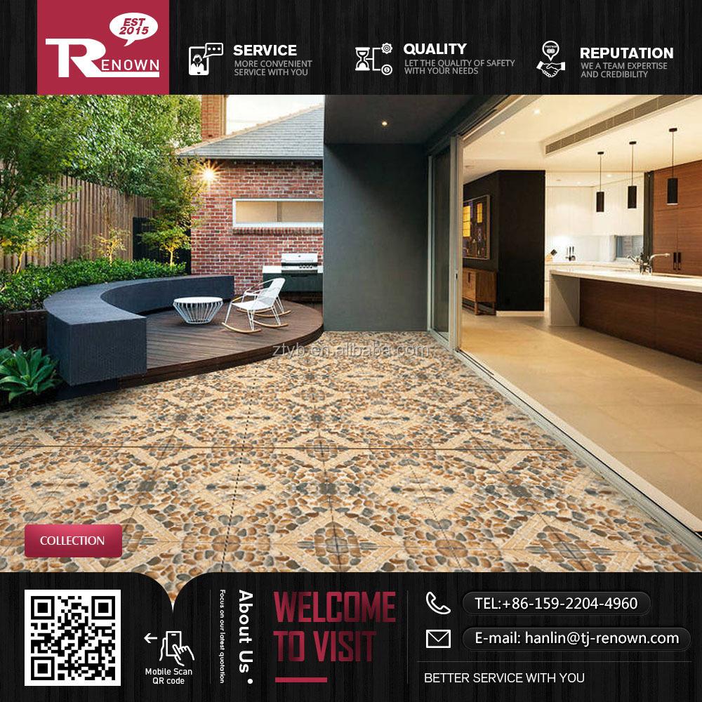 Ceramic Tile Manufacturing Plant Direct Sale Terrace Tile Floor