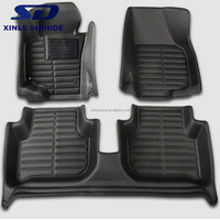 Full Set Position 5D Universal Leather Car Mats