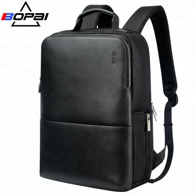 Laptop <strong>Backpack</strong> 2017 <strong>Backpack</strong> Bag Men Large Capacity Leather Compact Unisex <strong>Backpack</strong>