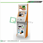 barcode dispenser card readers coin cash machine