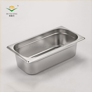 European style All size Stainless Steel gn steam pan buffet food container