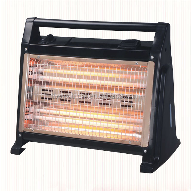 humidifier heater quartz, electric heater type electric quartz heater with fan