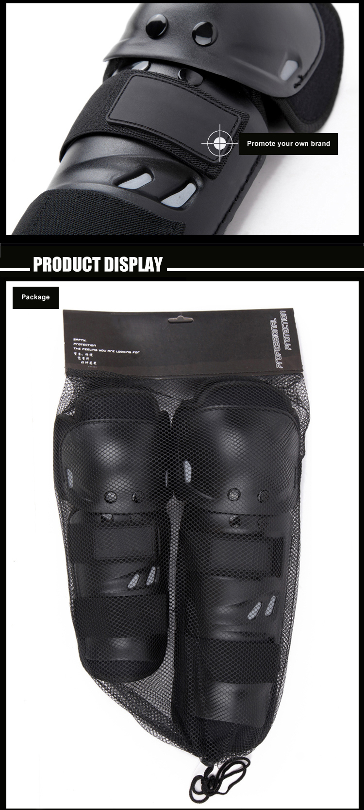 Direct Factory Price for Durable Outdoor Cycling Knee Pad Elbow Support