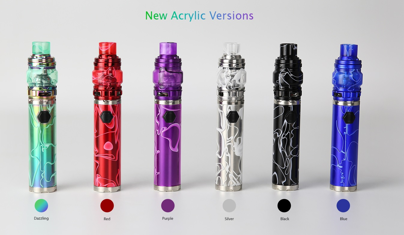 Eleaf iJust 3 Kit New Color Version Fire Your Summer Football World Cup Games 2018 Most Popular Original Eleaf E-C Smoke Kit