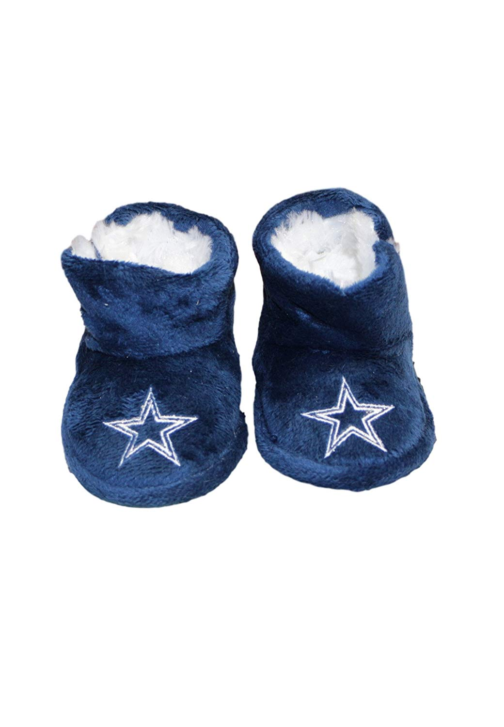 JEWELS FASHION Sports Fans Dallas Baby Slippers