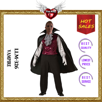 China Wholesales Cool Man Halloween Fancy Costumes Dress Male