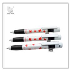 Promotional Heavy Click Metal Pen with Logo pen for Bulk Sale