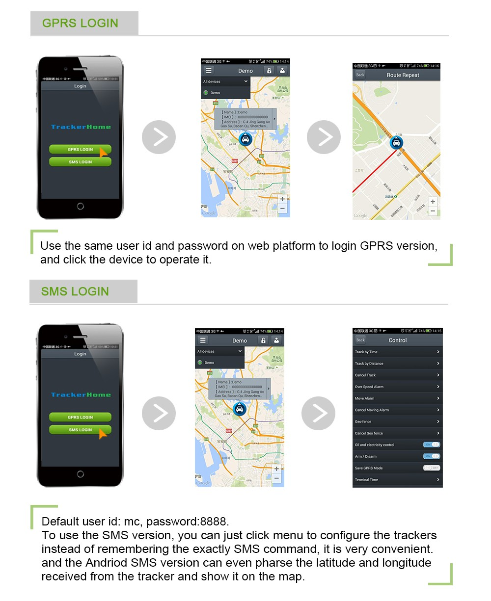 Gps Tracking For Android And Ios - Protect your family
