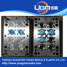 High quality plastic 5 gallon water bottle cap mould