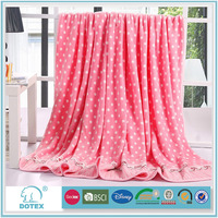 Famous Brand in cooperation High quality machine washable picnic use blankets bulk