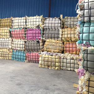 Top sale Different quality of PU recycling foam scrap in malaysia market