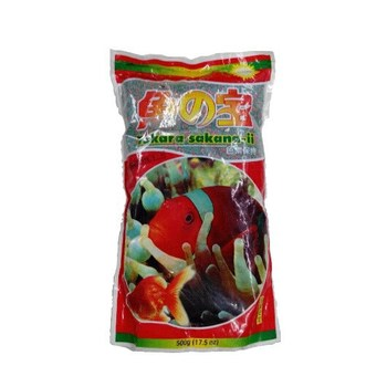 Wholesale fish food koi fish food for pond ornamental fish for Ornamental pond fish port allen