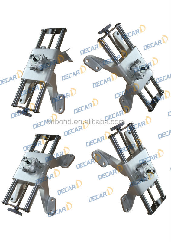 beam alignment machine parts