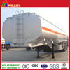 2014 New 3 Axles Water Tank Truck With Compartments Optional And Volume 36CBM-50CBM