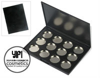 Makeup Removable 26mm 12pcs empty palette for cosmetic