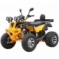 Automatic/semi-automatic cheap gas four wheelers quad bike atv mono shock for sale