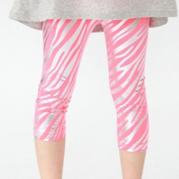 8270189c547a2 Ms64286c Zebra Colorful Striped Kids Girls Legging Guangzhou - Buy ...