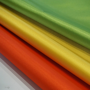 1680d fabric one Strand ballistic nylon Oxford Fabric with PU coating bag material