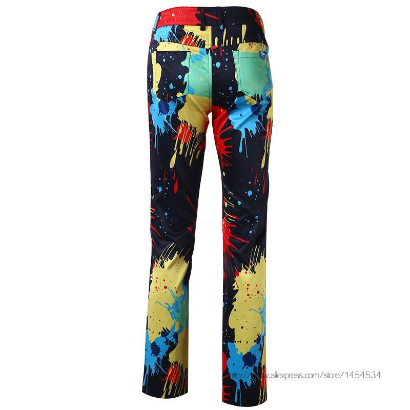 Popular Colorful Golf Pants-Buy Cheap Colorful Golf Pants ...