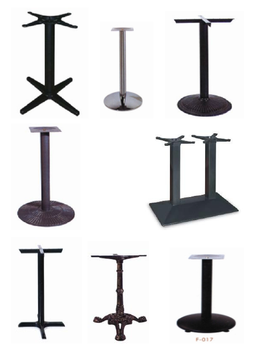 Beau Metal Table Base For Sale