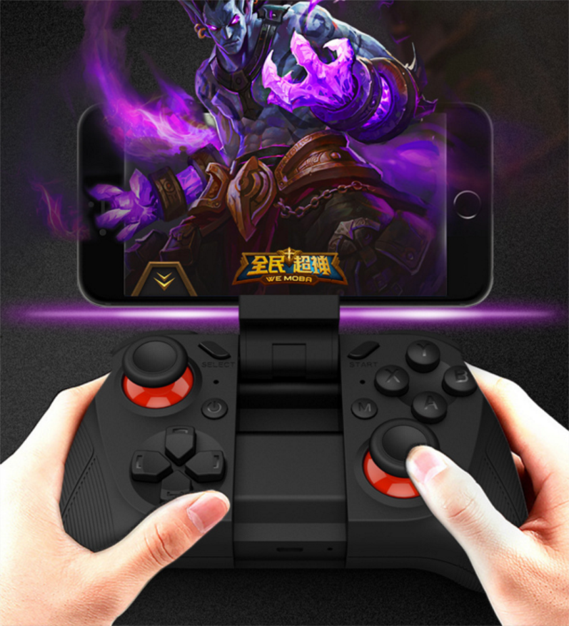 Wholesale mobile switch gamepad MOCUTE 050 053 054 058 mini game controller for kids