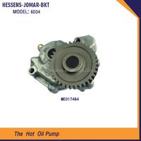 OEM ME017484 Excavator engine part 6D34 oil pump for Mitsubishi