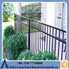 Long lifetime Iron fence gate & steel fence/ hot sale Aluminum Fence/ hot-dipped galvanized garden fence