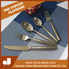 Hot selling!!!China cheap spoon and fork set and japanese restaurant tableware