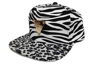 Zebra Snapback Cap 9a7d0062cc85
