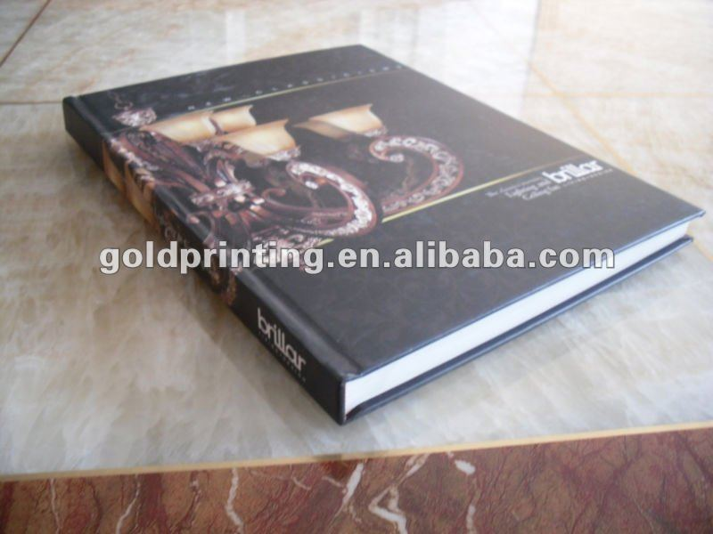 hard cover book printing manufacturer