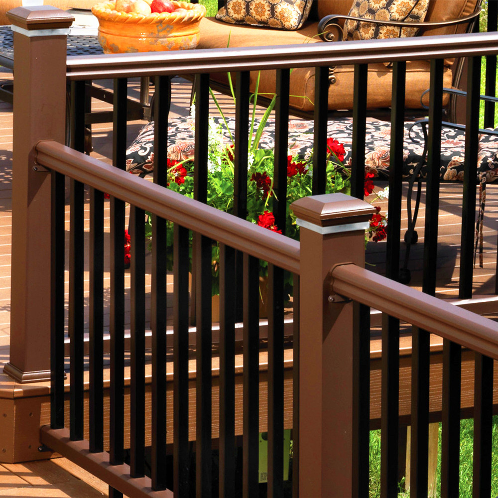 Premade Stair Railing, Premade Stair Railing Suppliers And Manufacturers At  Alibaba.com
