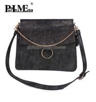 Philomena snake italian cheap price pu leather fashion lady designer women shoulder bags