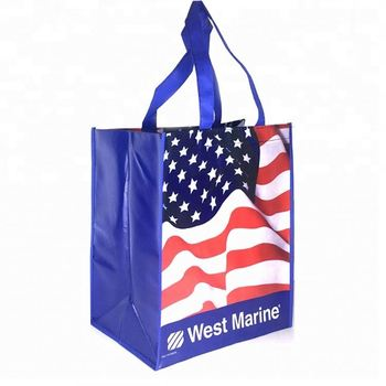 High Quality cheaper large PP non woven shopper bags with matte lamination