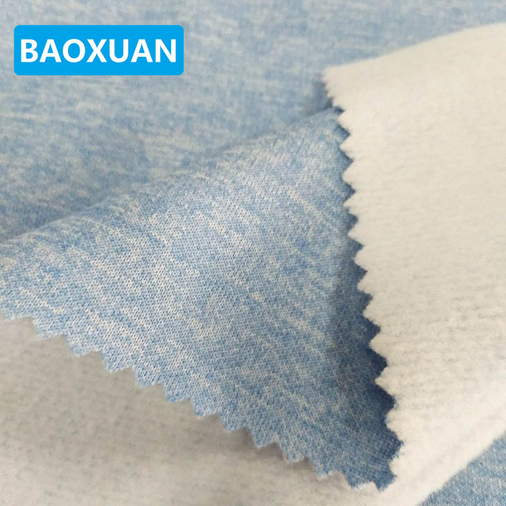 PK polar fleece fabric Cationic fleece polyester jacket fabric high quality keep warm textile