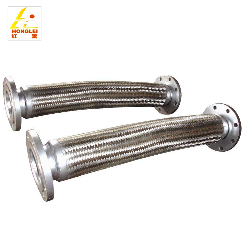 Good surface metal flexible hose hot sale stainless steel bellows hose/pipe
