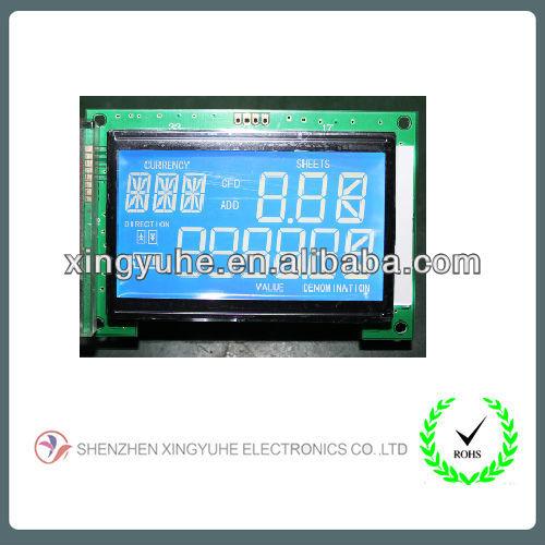bottom lcd screen for ndsi or different meters