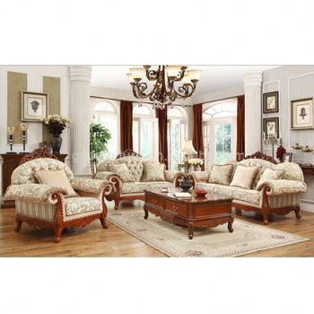 Wooden Furniture Exotic Sofas