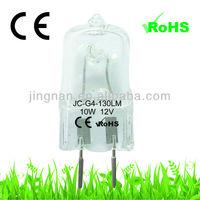 JC G4 halogen bulb G5.3 12v 10w 20w 35w