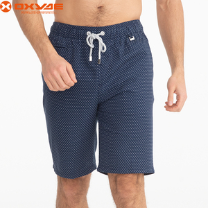Factory Custom your own logo mens swimshorts quick dry Straight leg board shorts men's shorts