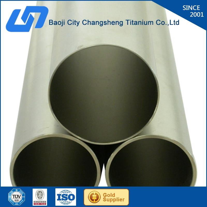 Assessed Supplier seamless grade 5 titanium tube for Southern Europe