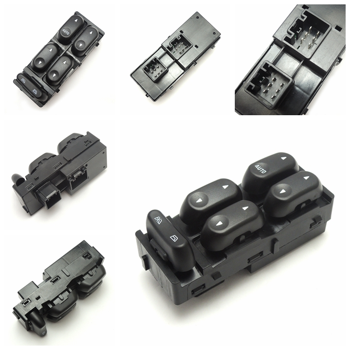 Aftermarket Power Window Switch For Ford F