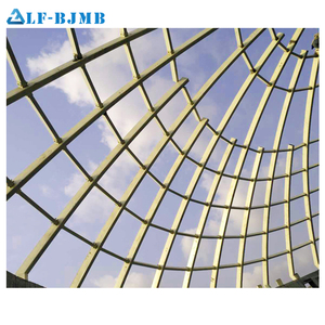 Prefab Steel Building Glass Dome Roof Construction for Church
