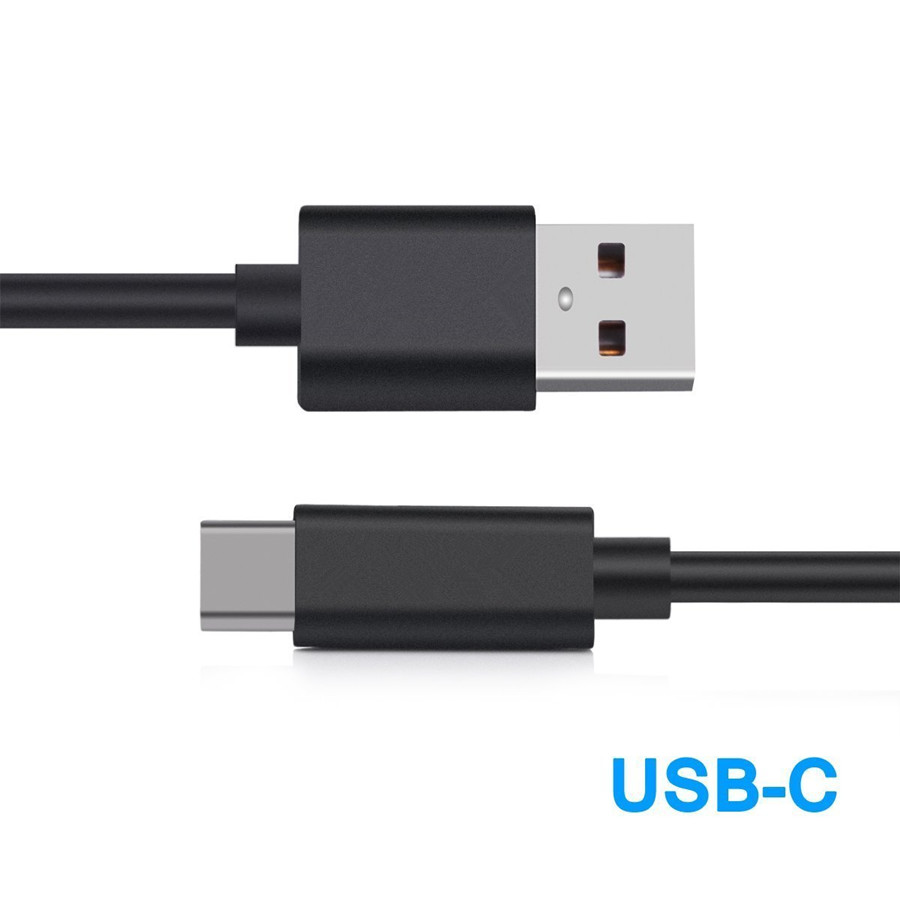 USB Type C Cable, Hi-Speed 3.3ft USB Type A to Type C Charging Cable with Fast 10Gbps Transfer and Connect/Power/Dash Charge